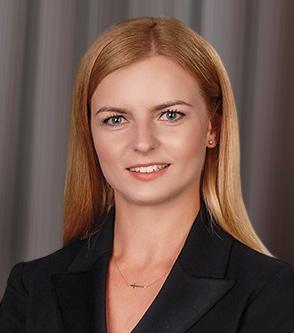 Agnieszka Dec - Członek Zarządu