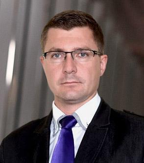 Grzegorz Tomasik - Członek Zarządu, Dyrektor Produkcji
