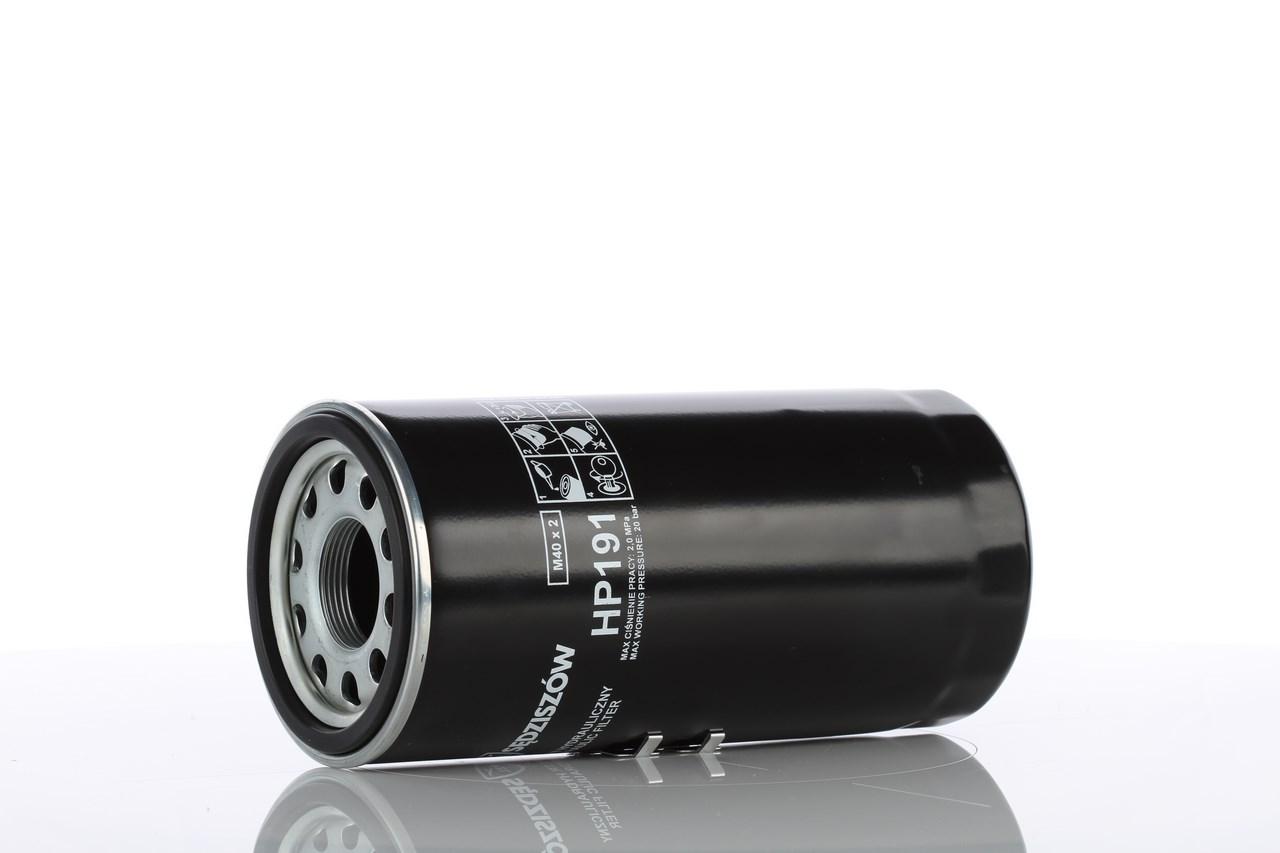 Hp on Fram G1 Fuel Filter